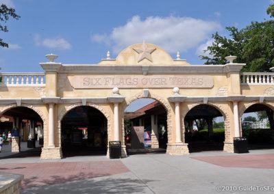 Entrance Plaza