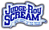 Judge Roy Scream logo