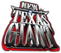 New Texas Giant logo