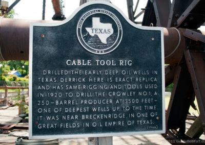 Historical Marker Sign