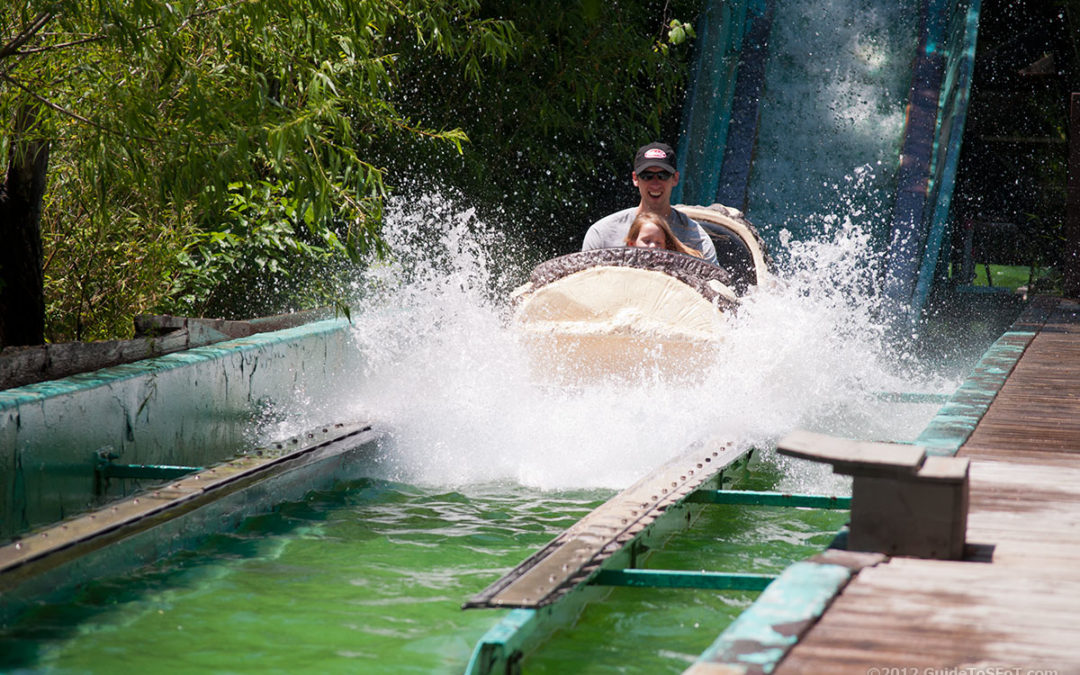 7 Ways to Beat the Heat at Six Flags over Texas
