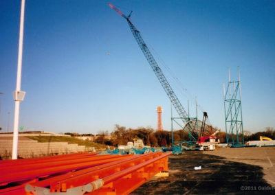 Beginning of Construction