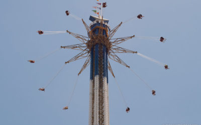Texas SkyScreamer Getting a Different Ride Program for Summer