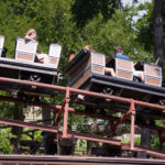 Mine Train trains
