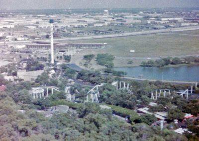 Big Bend Aerial View