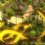 Six Flags over Texas RCT3 Re-Creation