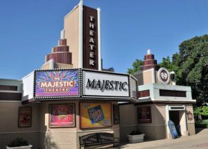 Majestic Theater at Six Flags over Texas