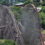 New Texas Giant first drop comparison