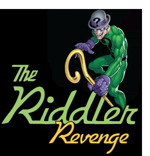Riddler Revenge logo