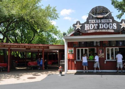 Bubba's Texas Giant Hot Dogs