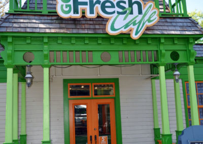 Go Fresh Cafe