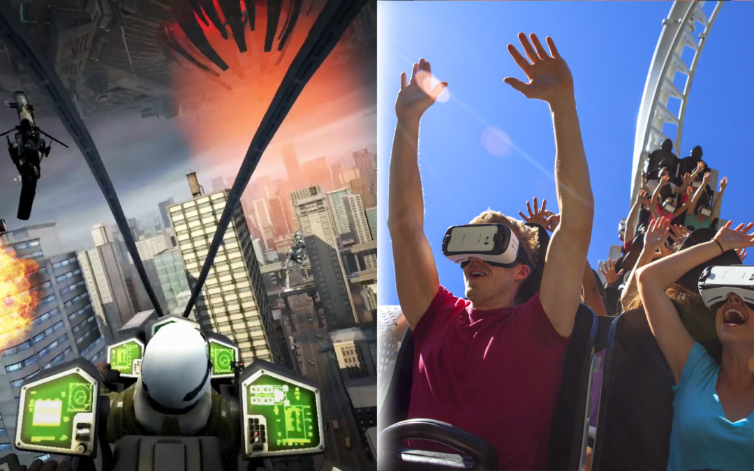 Shock Wave Getting the Virtual Reality Treatment for 2016