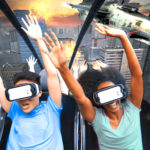 Virtual Reality Roller Coaster Rendering
