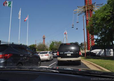 Park Traffic