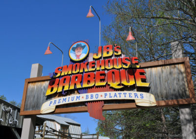 JB's Smokehouse BBQ