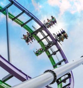 The Joker's Ride Vehicle