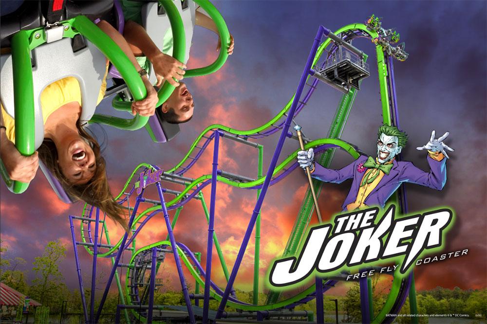 The Joker Graphic