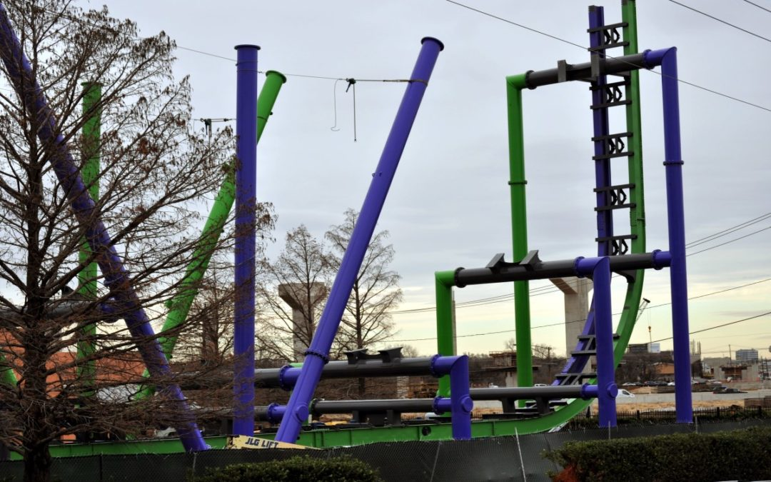 The Joker: December Construction Update