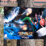 Shock Wave Galactic Attack Entrance Sign