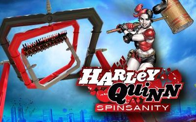 Six Flags over Texas Unveils Plans for 2018: Harley Quinn Spinsanity