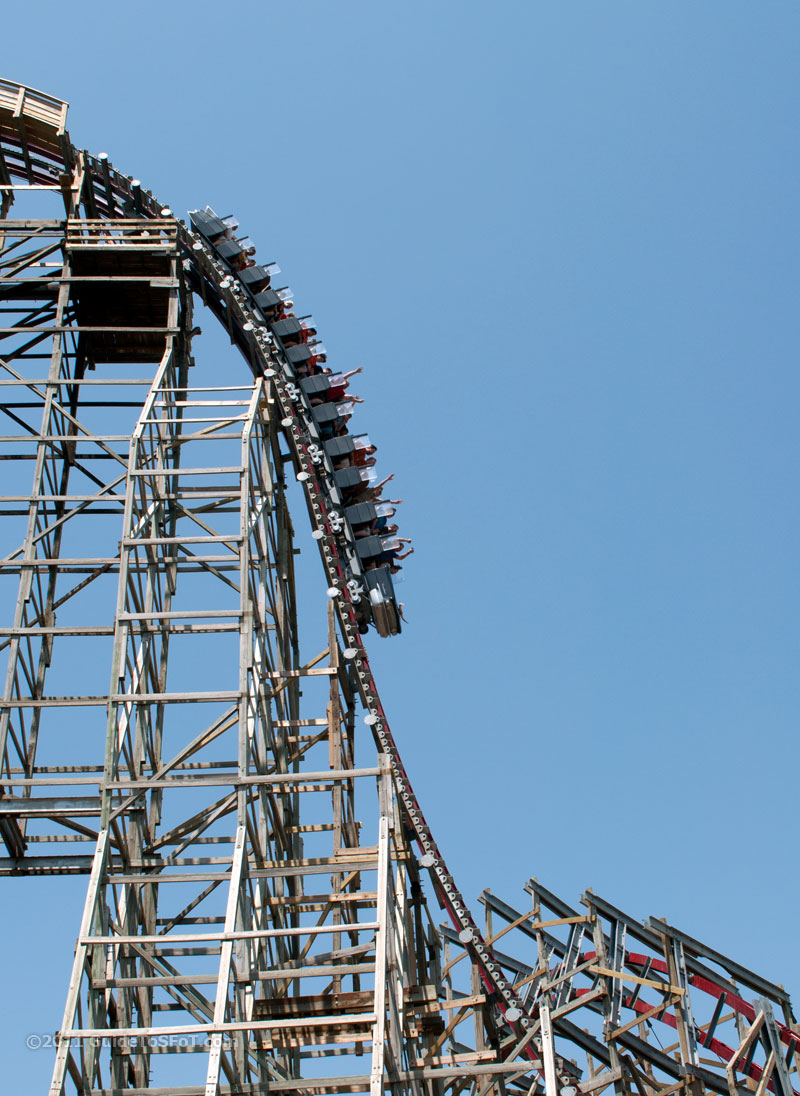 New Texas Giant Roller Coaster | Guide to Six Flags over Texas